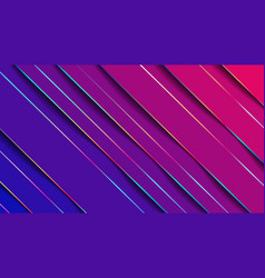 minimal geometric abstract vivid color vector image