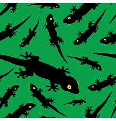 gecko pattern eps10 vector image vector image