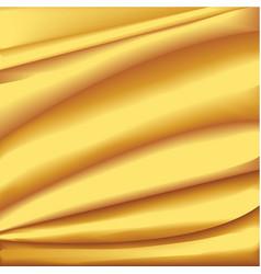 silk fabric vector image