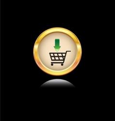 buy now symbol vector image vector image