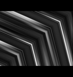 dark metal texture background vector image