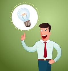 Get an idea vector