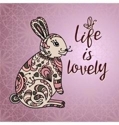Love is lovely vector