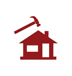 roofer slater icon vector image