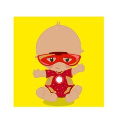 Superhero baironman 07 vector