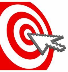 Bull's Eys target vector