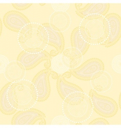 vector winter seamless background vector image