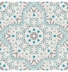 winter seamless design vector image