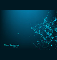 abstract technology background science background vector image