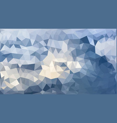 multicolored low poly background abstract polygon vector image