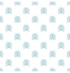 Ribs pattern cartoon style vector