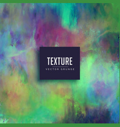 Dirty grunge texture made with watercolors vector