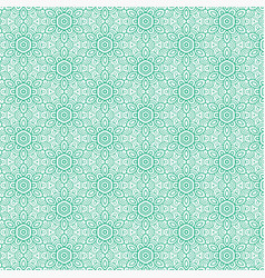 beautiful organic pattern shape background vector image