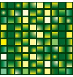 green tile vector image