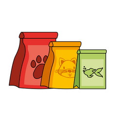pet shop related vector image
