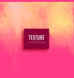 abstract pink texture background paint effect vector image