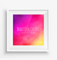 Bright colorful background vector