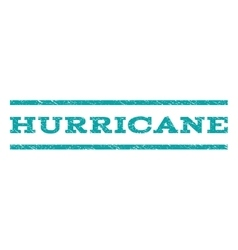 Hurricane Watermark Stamp vector