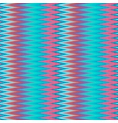 Seamless zigzags geometric pattern vector image