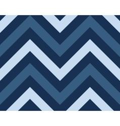 Striped zigzagging seamless pattern Zigzag line vector