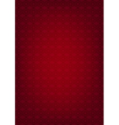 Red abstract texture vector image vector image