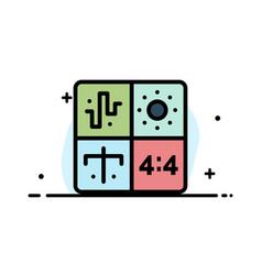 audio design development engineering process vector image