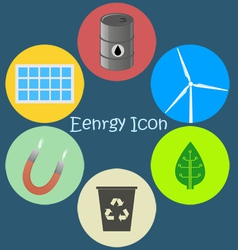 Energy icon-2 vector