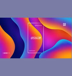 Modern website design on light backdrop business vector