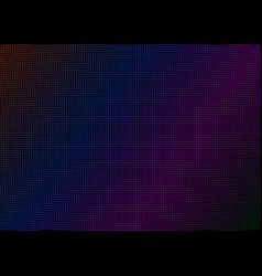 psychedelic grid bright abstract retro futuristic vector image