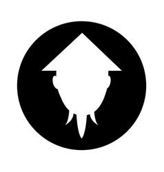 Asian man head character vector