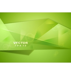 Abstract bright tech background vector