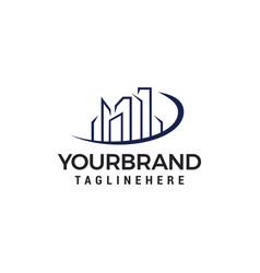 Real estate logo logo template vector