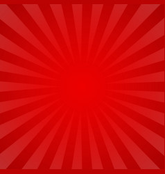 striped abstract background red unusual vector image