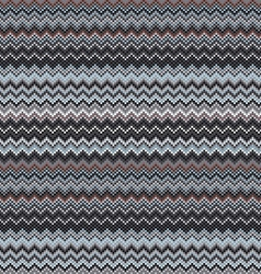 chevrons seamless pattern background retro vintage vector image