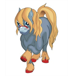 pony vector image vector image