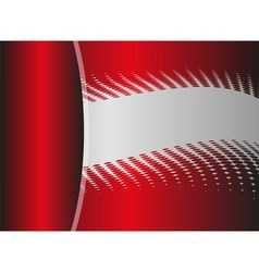 Red abstract background with place for tex vector