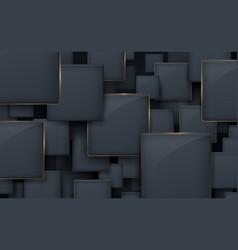 Abstract geometric technology digital hi tech vector