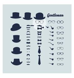 Gentleman vector image