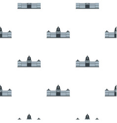 national congress building pattern seamless vector image