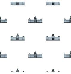 National congress building pattern seamless vector