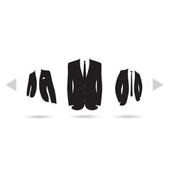 Suit selection vector