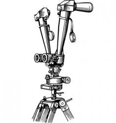 Rangefinder vector