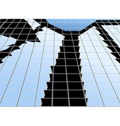Tile scene vector image