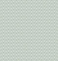 Pastel green zigzag pattern background vector image
