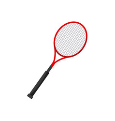 Badminton sport design vector