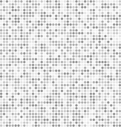 Glitter small round sparkles flat style gray vector image