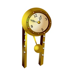 icon Clock vector image vector image