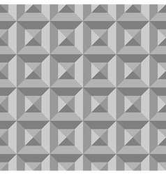 3D pattern vector image vector image