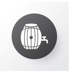 container icon symbol premium quality isolated vector image