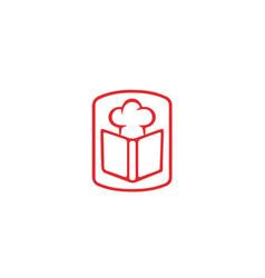 cook-logo vector image
